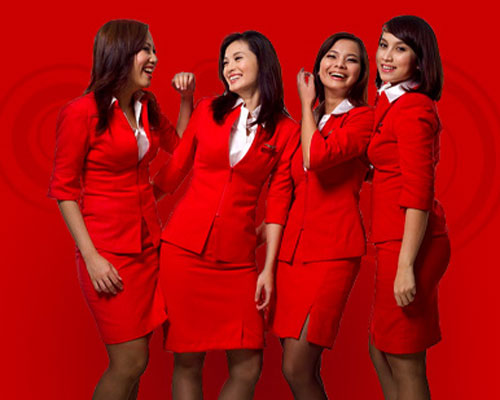 Airasia Air Hostess Air Hostess Cabin Crew