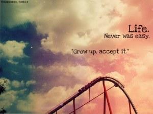 Hidup mesti diteruskan
